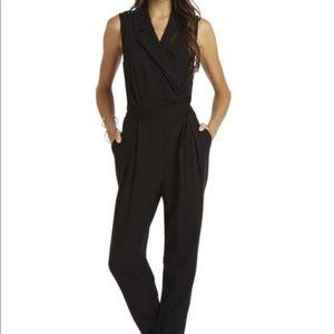 BCBGeneration tuxedo jumpsuit